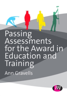 Passing Assessments for the Award in Education and Training, PDF eBook