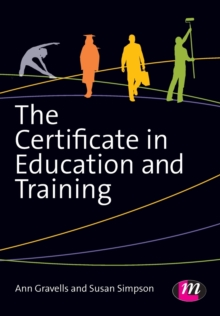 The Certificate in Education and Training, Paperback / softback Book