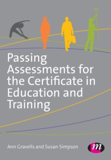 Passing Assessments for the Certificate in Education and Training, Paperback Book