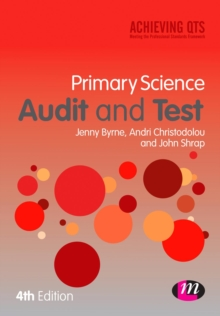 Primary Science Audit and Test, PDF eBook