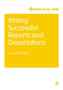 Writing Successful Reports and Dissertations, Paperback Book