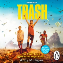 Trash, eAudiobook MP3 eaudioBook