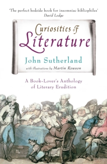 Curiosities of Literature : A Book-lover's Anthology of Literary Erudition, EPUB eBook