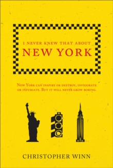 I Never Knew That About New York, EPUB eBook