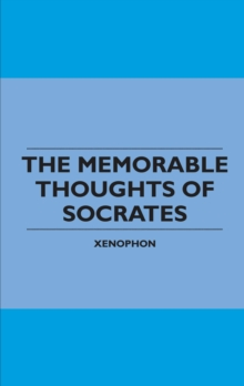 The Memorable Thoughts of Socrates, EPUB eBook