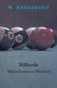 Billiards: Miscellaneous Strokes, EPUB eBook