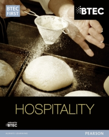 BTEC First in Hospitality Student Book, Paperback / softback Book