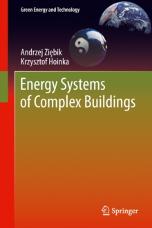Energy Systems of Complex Buildings, Hardback Book