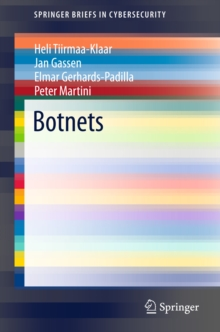 Botnets, PDF eBook