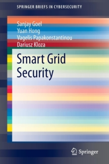 Smart Grid Security, Paperback Book