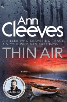 Thin Air, Paperback Book