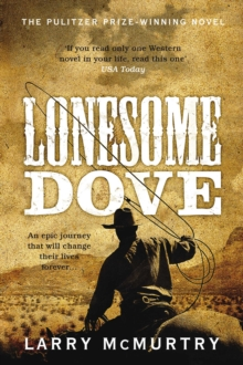 Lonesome Dove, Paperback / softback Book