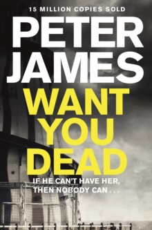 Want You Dead, Paperback Book