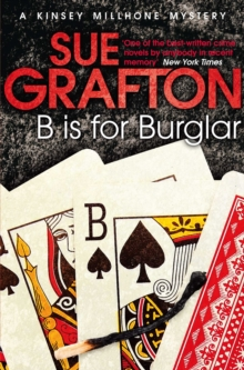 B is for Burglar, Paperback Book