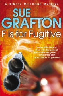 F is for Fugitive, Paperback Book