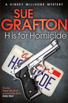 H is for Homicide, Paperback Book