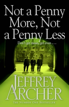 Not A Penny More, Not A Penny Less, Paperback Book