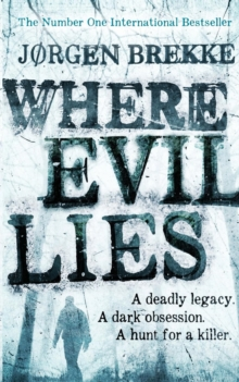 Where Evil Lies, Paperback Book