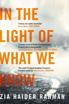 In the Light of What We Know, Paperback Book