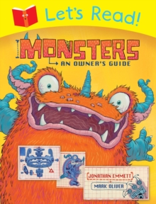 Let's Read! Monsters: An Owner's Guide, Paperback Book