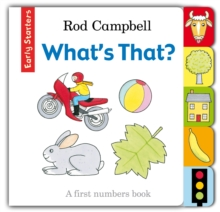 What's That?, Board book Book