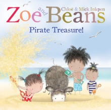 Zoe and Beans: Pirate Treasure!, Paperback Book