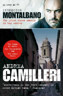 Inspector Montalbano : the First Three Novels in the Series, Paperback Book