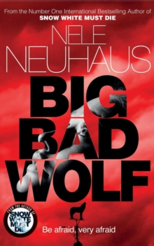 Big Bad Wolf, Paperback Book
