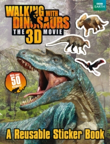 Walking with Dinosaurs Sticker Book, Paperback Book