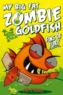 My Big Fat Zombie Goldfish 3: Fins of Fury, EPUB eBook