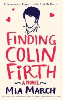 Finding Colin Firth, Paperback Book