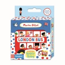 London Bus Buggy Buddy, Board book Book