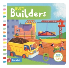 Busy Builders, Board book Book