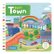 Busy Town, Board book Book