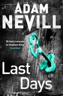 Last Days, Paperback Book