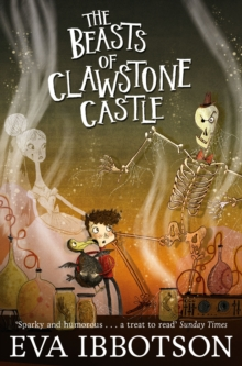 The Beasts of Clawstone Castle, Paperback Book