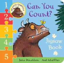 My First Gruffalo: Can You Count? Jigsaw Book, Board book Book