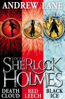 Young Sherlock Holmes 1-3 : Death Cloud, Red Leech and Black Ice, EPUB eBook