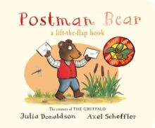 Postman Bear, Board book Book