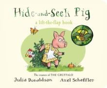 Hide-and-Seek Pig, Board book Book