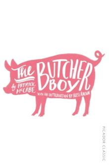 The Butcher Boy, Paperback Book