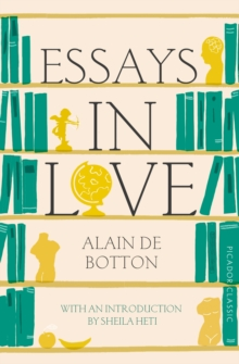 Essays In Love, Paperback Book