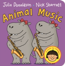 Animal Music, Board book Book