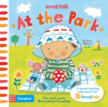 Small Talk: At the Park, Board book Book