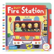 Busy Fire Station, Board book Book