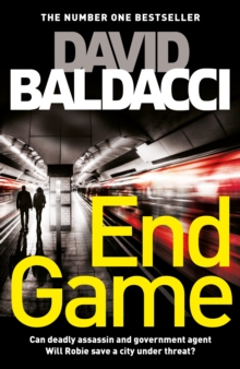 End Game, Hardback Book