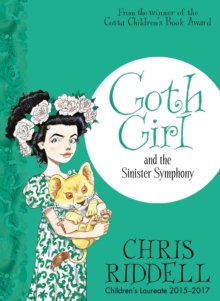 Goth Girl and the Sinister Symphony, Paperback / softback Book