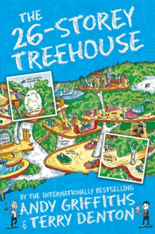 The 26-Storey Treehouse, Paperback / softback Book