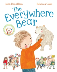 The Everywhere Bear, Paperback Book