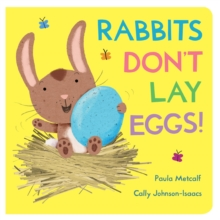 Rabbits Don't Lay Eggs!, Board book Book